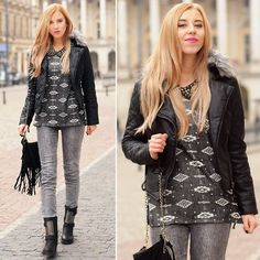 Stradivarius Jacket | Fashion | Pinterest ,  - Please follow me for more lovely pins @ www.pinterest.com/jennyallenn style  #lookbook -  #casual -  #pretty