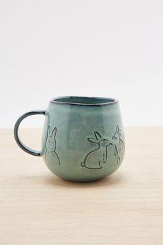 Bunny Mug | Urban Outfitters | Home & Gifts | Kitchen & Bar | Glasses & Mugs #urbanoutfitterseu #uoeurope
