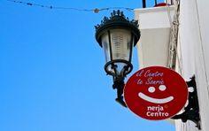 Nerja Centro sign :)