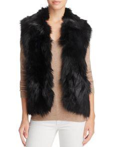 Adrienne Landau Fox Fur