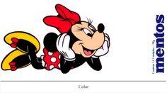 Vários convites com o Tema Minnie Vermelha para você imprimir e fazer a sua festa! Rótulo para Guloseimas e muito mais! E o melhor tudo gratuito!