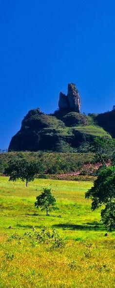 The Emas National Park - Brazil
