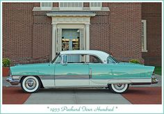 1953 Packard Four Hundred