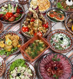 Bulgarian food and cuisine