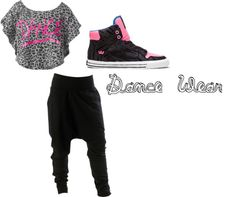 """""""Dance Wear"""" by stephanie72310822 ❤ liked on Polyvore"""