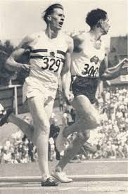 """The famous Bannister-Landy """"Miracle Mile"""" race of 1954 makes a good lesson for us all: Run in your own lane!"""
