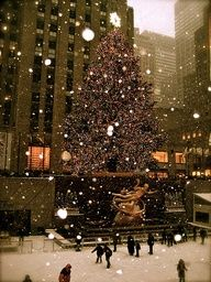 christmas in nyc--been there, so awesome!
