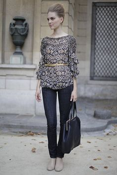 This Is It! Over 100 Amazing Street Style Looks From Paris Fashion Week