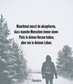 💔 Liebeskummer Sprüche, die herzzerreißend schön sind 💔 Sometimes you have to accept that some people always have a place in your heart, but never in your life // Find and share inspiring quotes Sad Quotes, Words Quotes, Love Quotes, Sayings, German Quotes, Life Questions, Best Inspirational Quotes, Word Porn, True Words