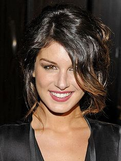 Shenae Grimes on Getting 'Messy' at the Gracie Awards Gala | People.com