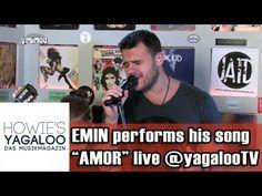 EMIN - Amor (live bei yagaloo.TV)