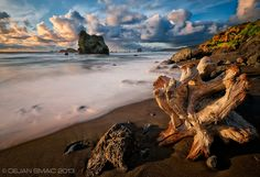 """this is in Oregon so I'm really jealous of you right now. lori-rocks: """" End of Day by Dejan Smaic """" End Of Days, In Pursuit, Wildlife Nature, World's Biggest, Oregon Coast, Nature Scenes, Beautiful Landscapes, The Good Place, Places To Go"""