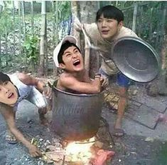 This is why I hate the fandom K Meme, Funny Kpop Memes, Exo Memes, Cute Memes, Bts Meme Faces, Funny Faces, K Pop, Nct Life, Na Jaemin