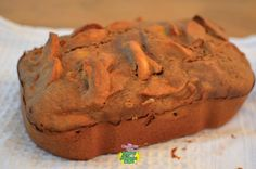 Try this delicious recipe for whole wheat apple bread. It's going loads of healthy ingredients and is also a delicious breakfast or dessert!