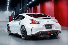 Meet the new Nissan 370Z Nismo. Click to watch the official unveiling! #carporn