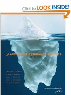 Auditing assurance services a systematic approach 6th edition auditing assurance services ed fandeluxe Image collections