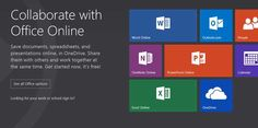 Here's What You Need To Know About Office Online And OneDrive, Microsoft's Latest Alternative To Google Docs