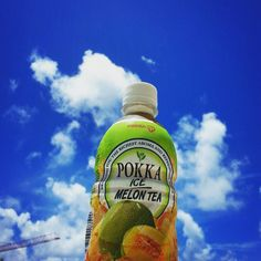 Après la PLUIE #974 #reunionisland #team974 #gotoreunion #weare974  #sky #skylovers #clouds #pokka #thé #water #juice #melon #sugar #singapore #fresh #summer by lyncko974