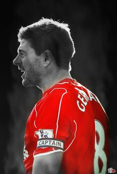Steven gerrard Stevie G, France Football, This Is Anfield, Captain Fantastic, You'll Never Walk Alone, Steven Gerrard, Liverpool Fc, Rock N Roll, Fangirl