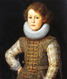 Portrait de Matteo de Médicis