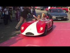 "Bandini 750 Saponetta ""Best of the show"" MonteCarlo 2015"