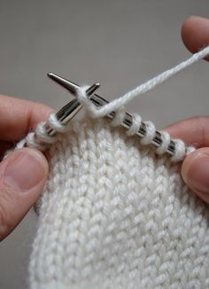 """Short Rows tend to strike fear into the hearts of the uninitiated, but, like all knitting, there's really nothing so mysterious about it. Short Rows are used to create triangles or wedges within your knitting. They shape everything from bust darts to ear flaps. Basically, a Short Row is just that: a row that you don't knit to the end of the needle. Instead, you work part of the way across the row, do something called a """"wrap and turn"""", and then work back the other way, sometimes to the end…"""