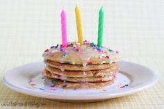 aniversário almoço-panquecas