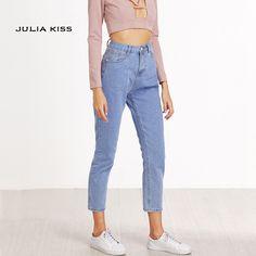 Women Casual Jeans High Waist Ankle Length Jeans Vintage Blue Mom Jeans FREE Shipping https://www.putrimall.com/v1/product/women-casual-jeans-high-waist-ankle-length-jeans-vintage-blue-mom-jeans/ #pru14 #belionline #gedungwanita #fesyenwanita #beliborong