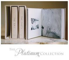 Triple Volume Slipcase. The albums and slipcase are covered with Platinum Japanese Book Cloth. (Source: http://www.jwilkinsoncoblog.com/category/albums/)