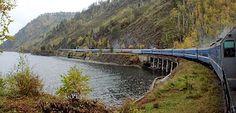 The Trans - Siberian Railway