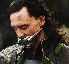 "Very, very strange accessories. | Community Post: 30 Reasons You're Loki From ""Thor"""