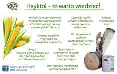 Ksylitol jest uznawany za jeden z bezpieczniejszych zamienników białego cukru. Ciekawostki na jego temat!