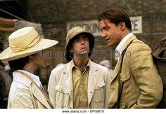RACHEL WEISZ JOHN HANNAH BRENDAN FRASER THE MUMMY (1999) - Stock Image