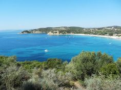 Ammouliani Island Greece - travel information, sightseeing, attractions, travel article, history, travel photos, travel photography, beaches.
