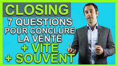 Closing – 7 Questions pour Conclure la Vente + Vite + Souvent ! Investing In Stocks, Real Estate Investing, Btob, Closer, Investing For Retirement, Investment Companies, Questions, How To Plan, Action