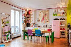 Freunde von Freunden — Frédérick Ernestine Grasser-Hermé — Chef & Food Writer, Apartment, Paris — http://www.freundevonfreunden.com/interviews/frederick-ernestine-grasser-herme/