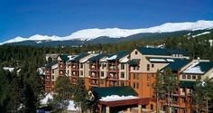 Valdoro Mountain Lodge, A Hilton Grand Vacation Club Resort, Co - Winter In Breckenridge