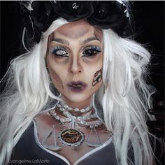 Halloween Makeup Ideas (@halloweenmakeupideas) • Instagram photos and videos