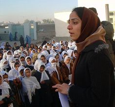 'The Afghan People Are Fed Up': An Interview with Malalai Joya
