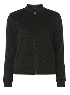 **Vila Lace Bomber Jacket - New In- Dorothy Perkins Europe