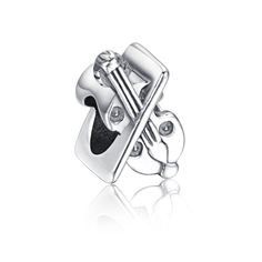 406ab18b3 ... netherlands violin fairy tale charm 925 sterling silver pandora  compatible 0170a 6165c