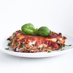 Low FODMAP lasagne