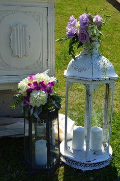 floral/candles/lanterns