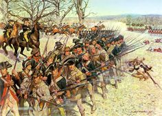 The Battle of Guilford Court House was a battle fought on March 15, 1781, at a site which is now in Greensboro, the county seat of Guilford County, North Carolina, during the American Revolutionary War.