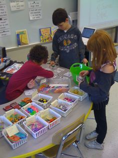 Kickin' Class Jobs Up a Notch: Classroom Economy in Action