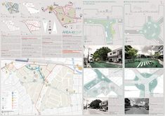Resultado do concurso de requalificação urbana e segurança viária em São Miguel Paulista,Segundo Lugar: Figueroa.Arq (prancha 1). Image Cortesia de Iniciativa Bloomberg de Segurança no Trânsito (BIGRS)