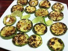 ▶ Receta de Calabacitas asadas, facil, rapido y muy ricas - Comida vegetariana - YouTube