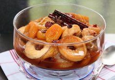 Compota de frutas secas com especiarias – O Mundo Culinario de Bia Flores