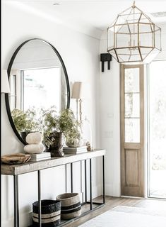 26 Entrance Hall ideas in Small, Large, Modern, Luxurious And Boho Styles If you want to make changes in the entrance hall of your house, you should definitely look at our decor gallery consisting of 26 pictures. New ideas can inspire you. Entrance Hall Decor, House Entrance, Small Entrance Halls, Apartment Entrance, Entrance Ideas, Modern Entryway, Entryway Ideas, Small Entryway Decor, Fall Entryway