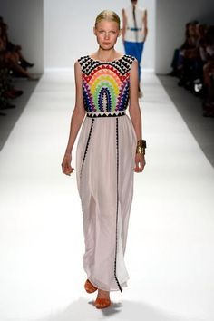 Mara Hoffman - Runway - Mercedes-Benz Fashion Week Spring 2014